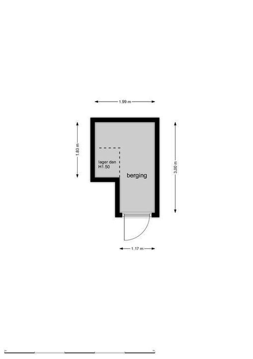 Celsiuslaan 15, Hilversum plattegrond-27