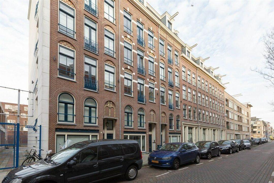 Tweede Oosterparkstraat 39 D, Amsterdam