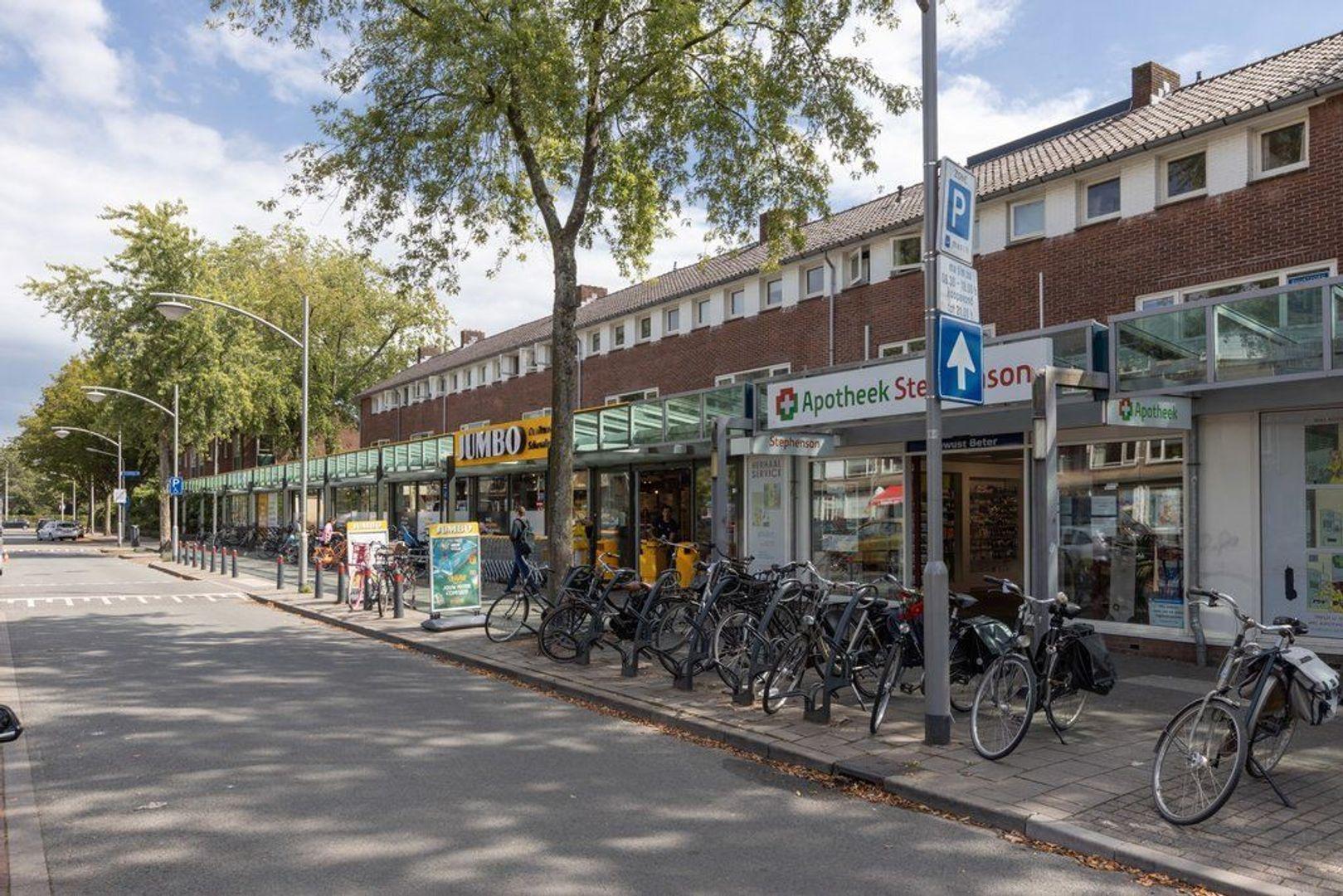 Stephensonlaan 81, Hilversum foto-29 blur