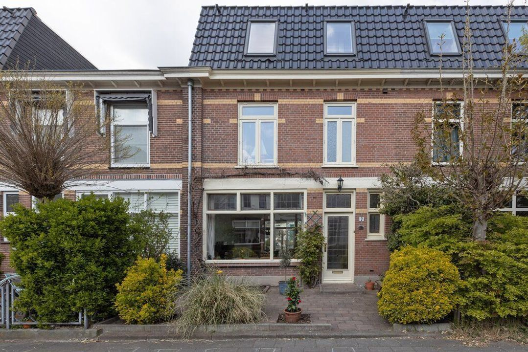 Oud-Bussummerweg 7, Bussum