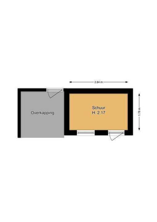 Hazenstraat 39, Hilversum plattegrond-31