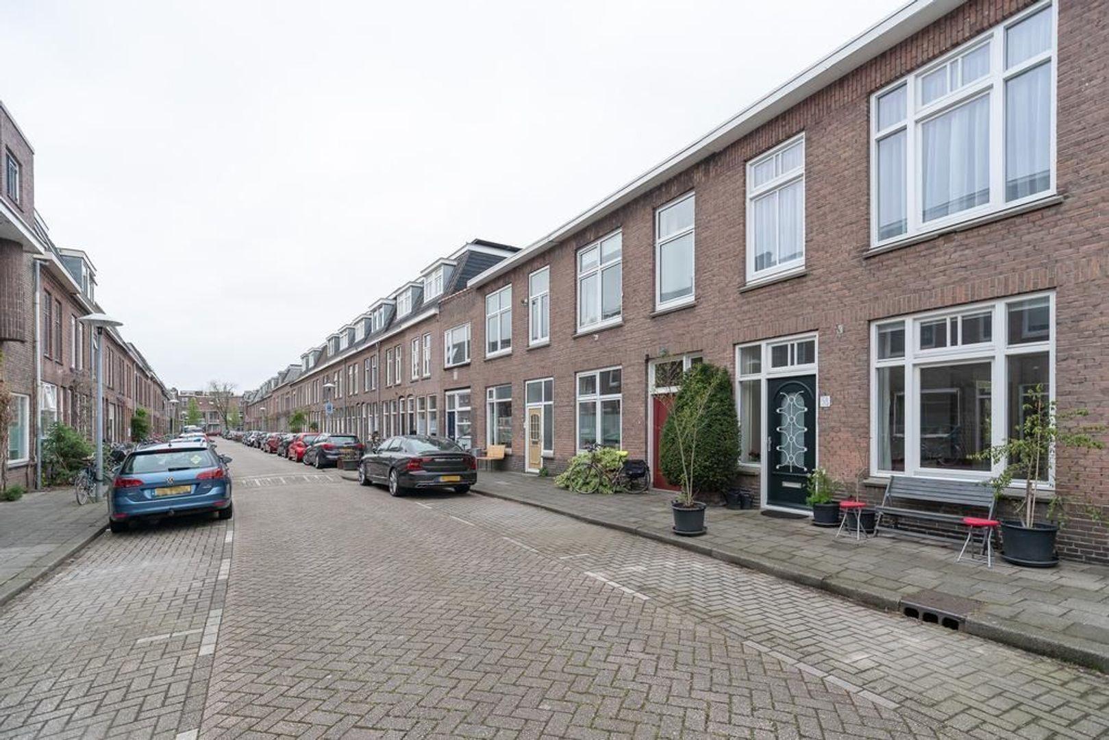 Spieghelstraat 58, Utrecht foto-26 blur