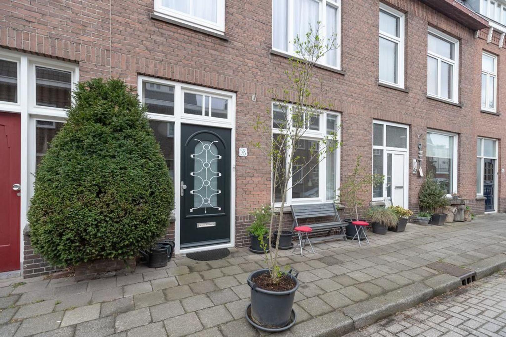 Spieghelstraat 58, Utrecht foto-23 blur