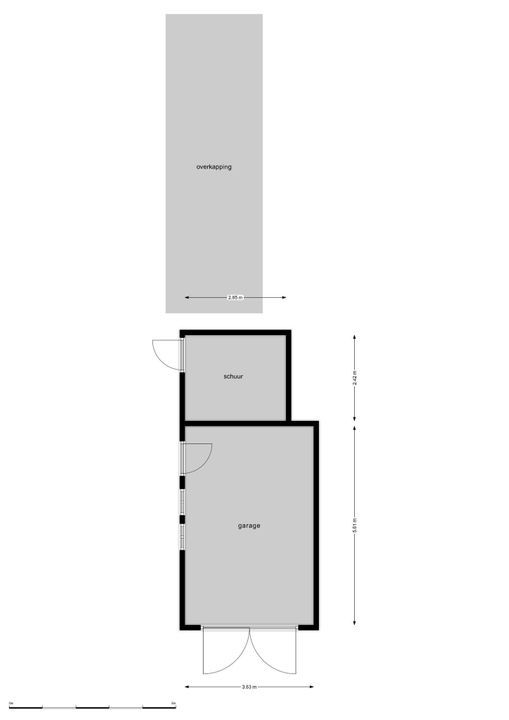Brediusweg 44, Bussum plattegrond-45