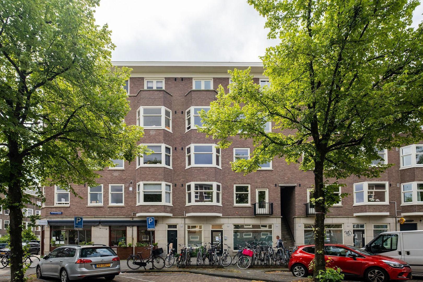 Trompenburgstraat 117 2, Amsterdam foto-0 blur