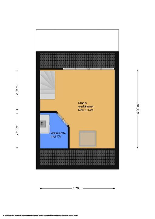Hazenstraat 29, Hilversum plattegrond-33