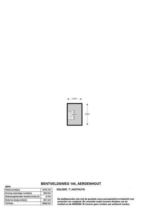 Bentveldsweg 142 140 144, Aerdenhout plattegrond-106