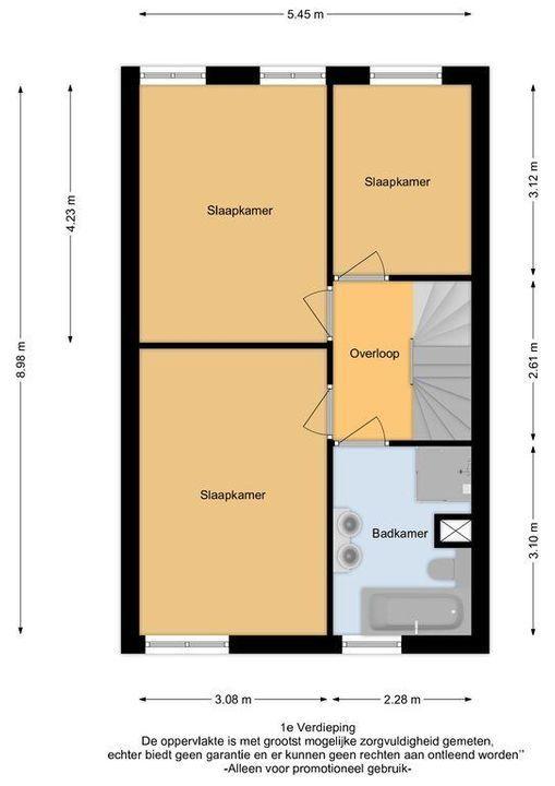 Steenenbaak 41, Hoofddorp plattegrond-20