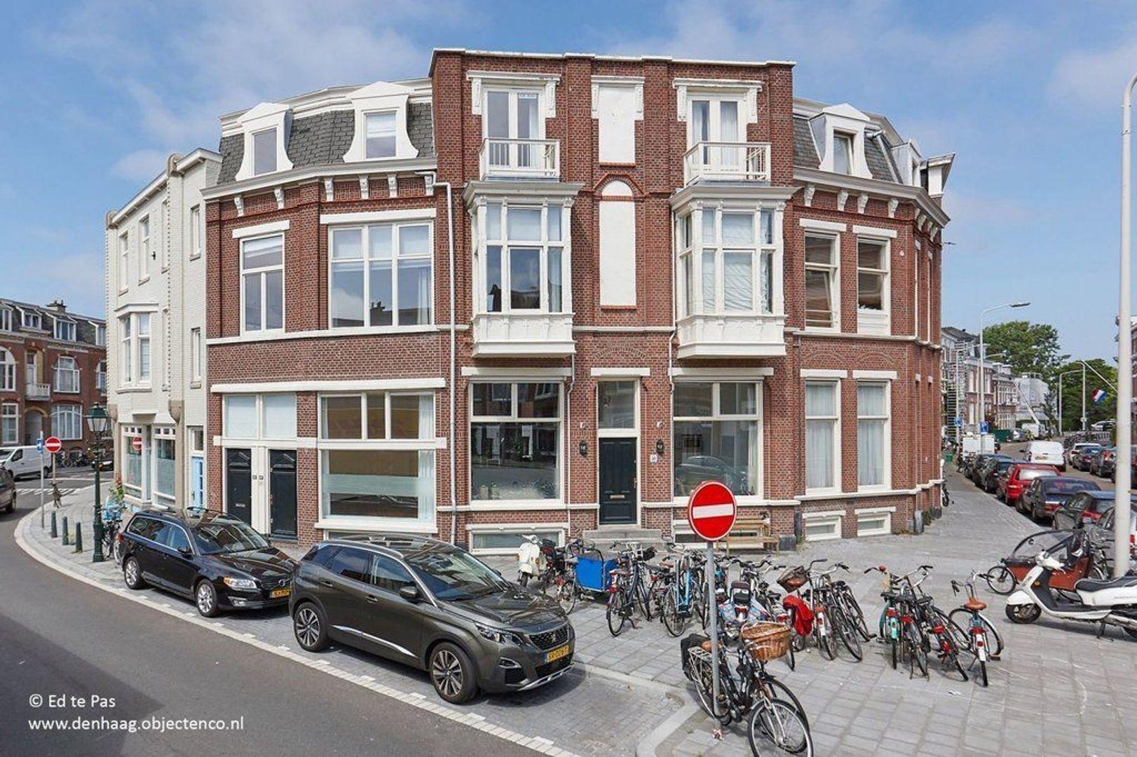 Symonszstraat, Den Haag foto-0 blur