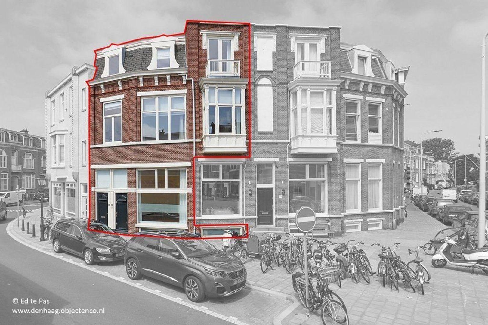 Symonszstraat, Den Haag foto-1 blur
