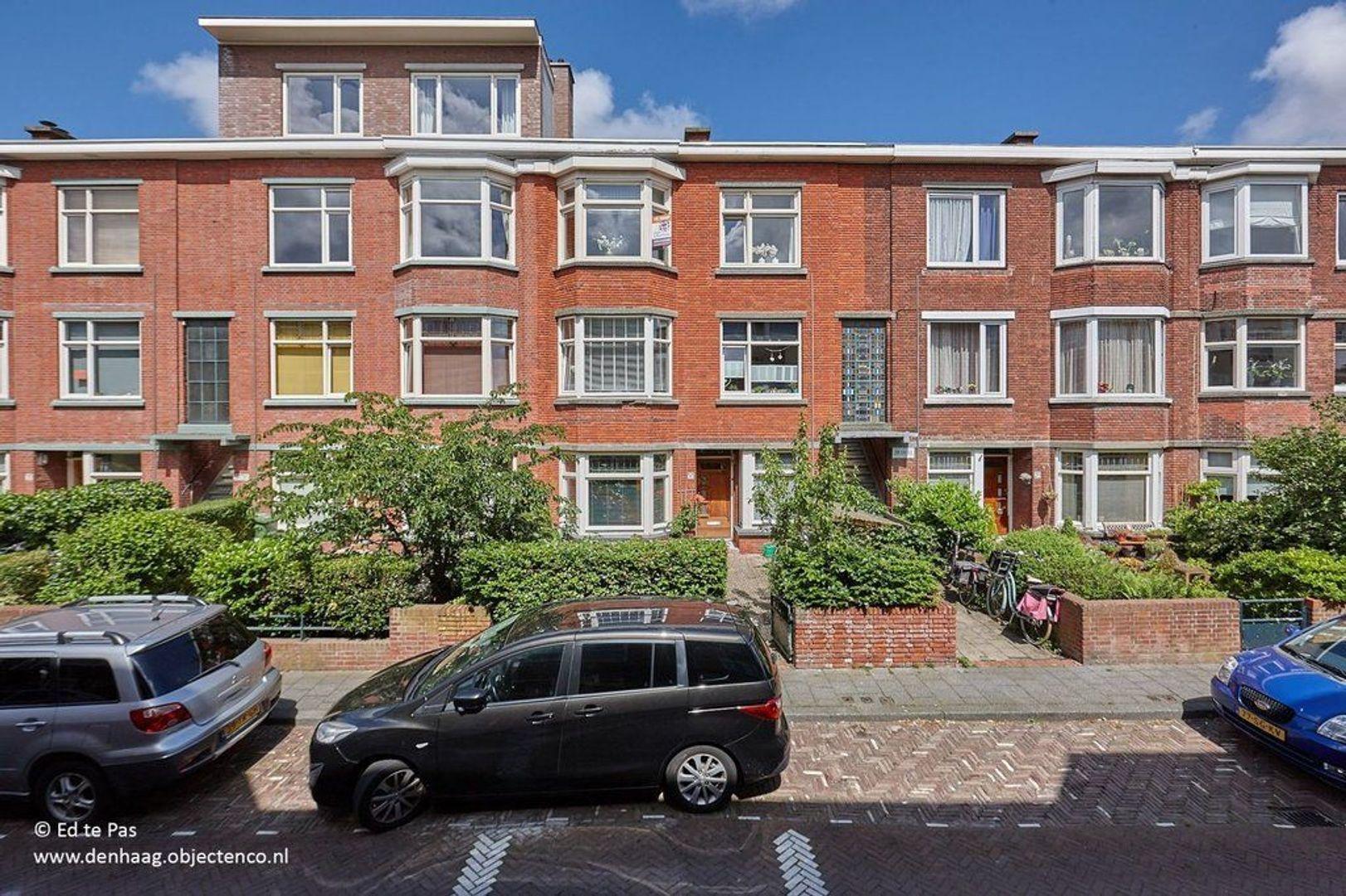 Perenstraat, Den Haag foto-1 blur