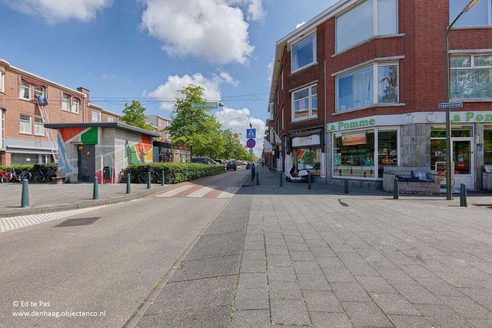 Perenstraat, Den Haag foto-24 blur