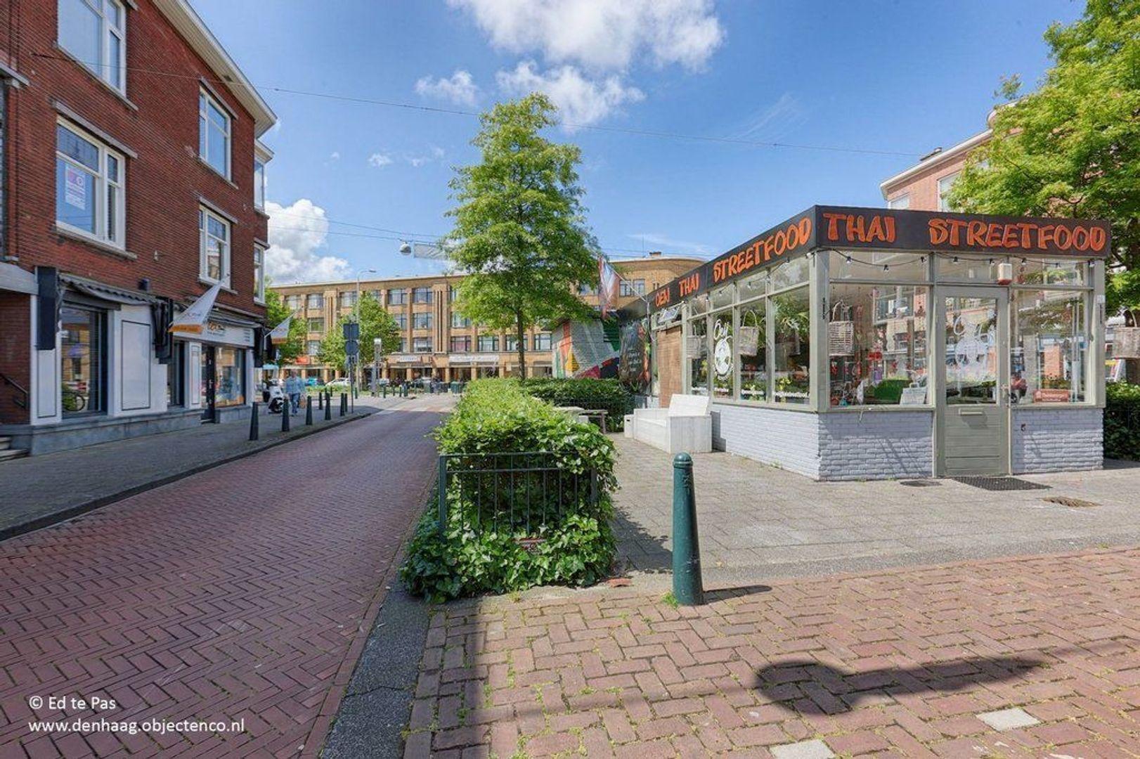 Perenstraat, Den Haag foto-25 blur