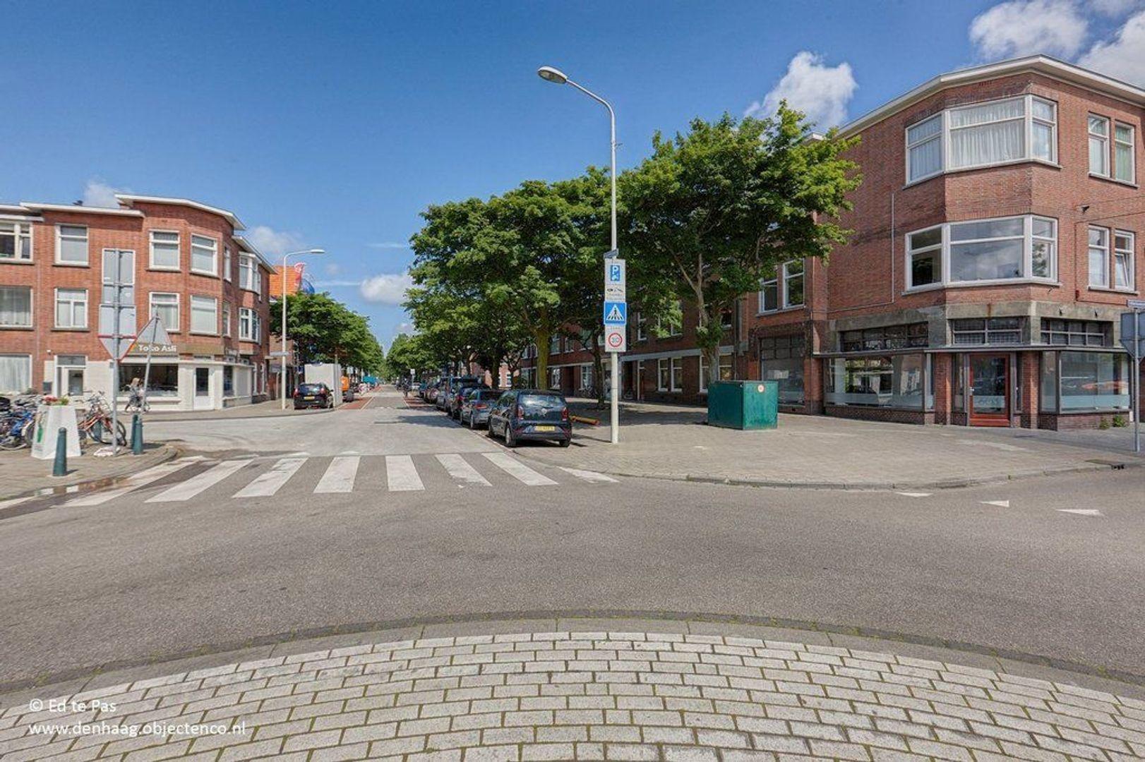Perenstraat, Den Haag foto-26 blur