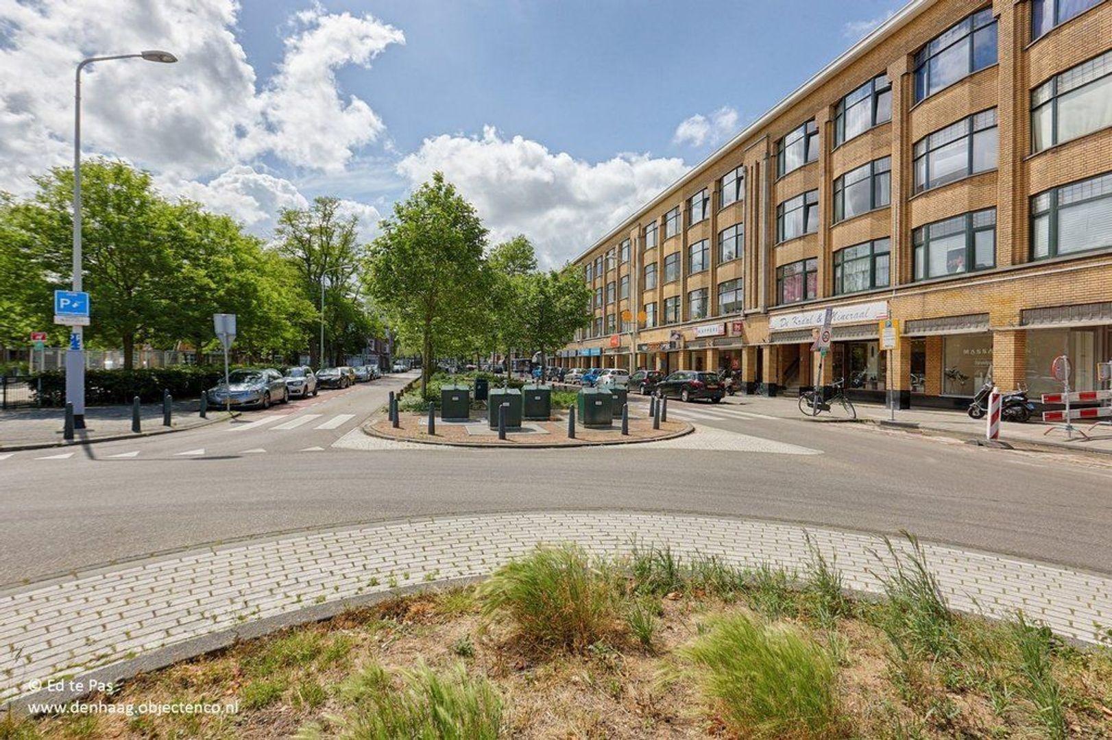 Perenstraat, Den Haag foto-27 blur