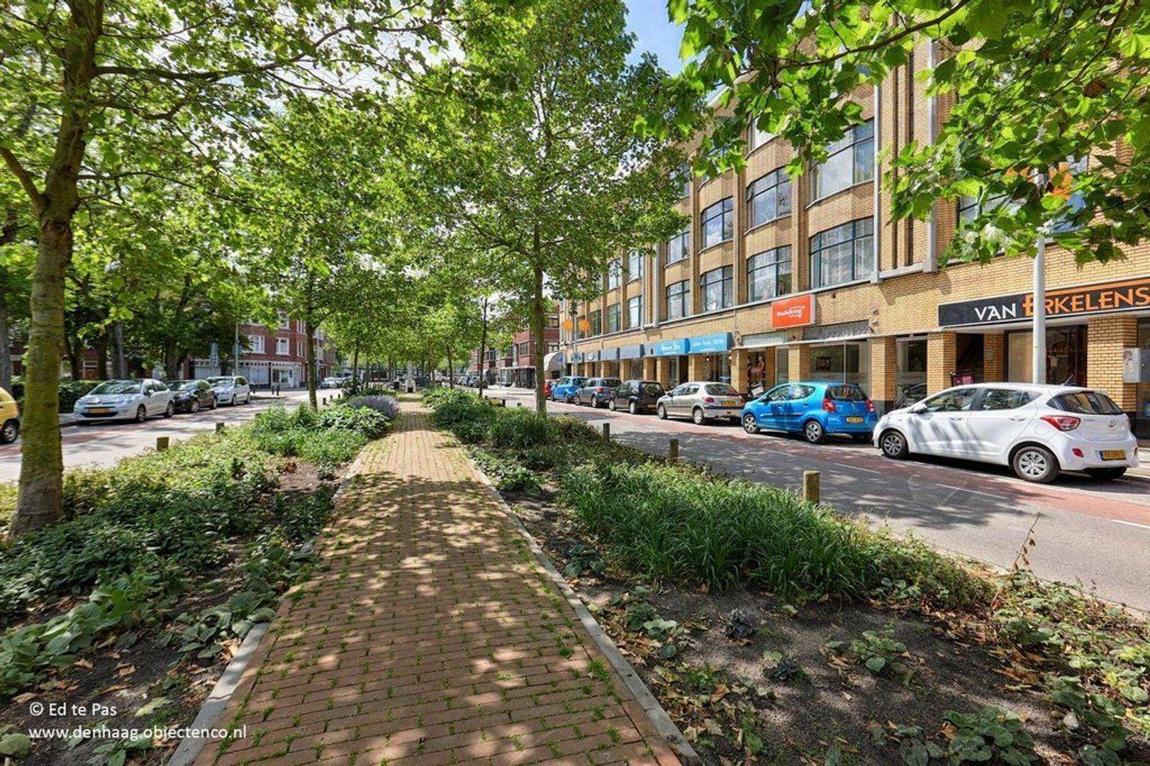 Perenstraat, Den Haag foto-28 blur