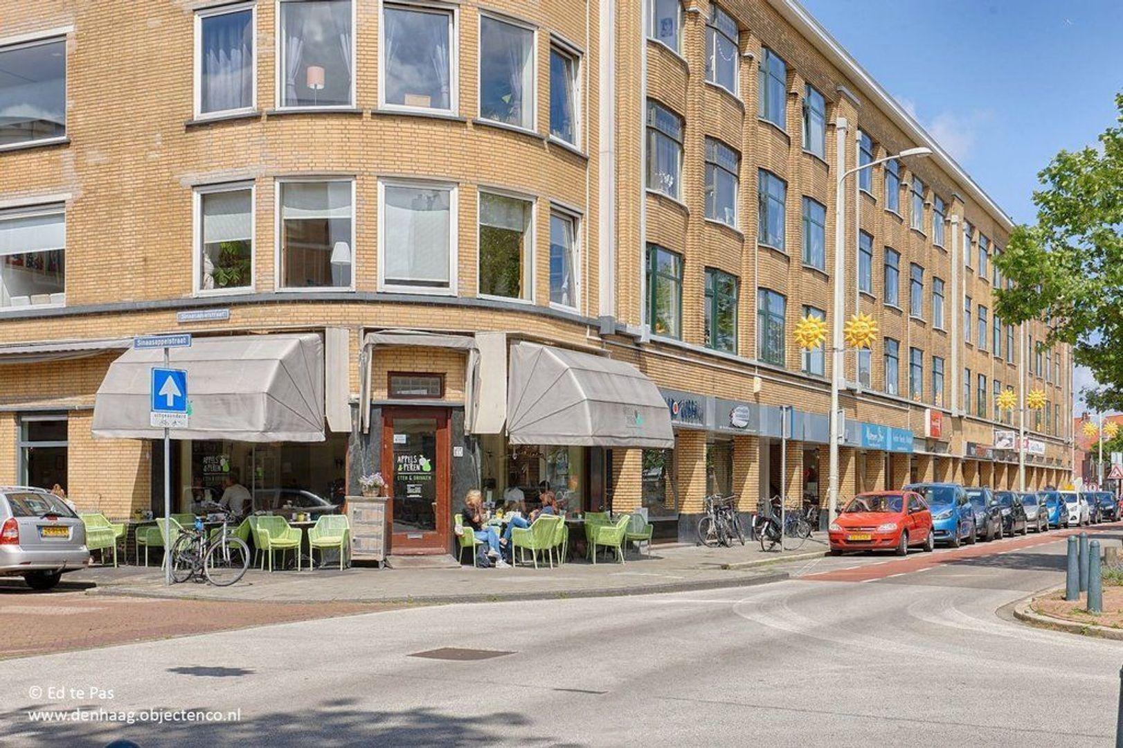 Perenstraat, Den Haag foto-29 blur