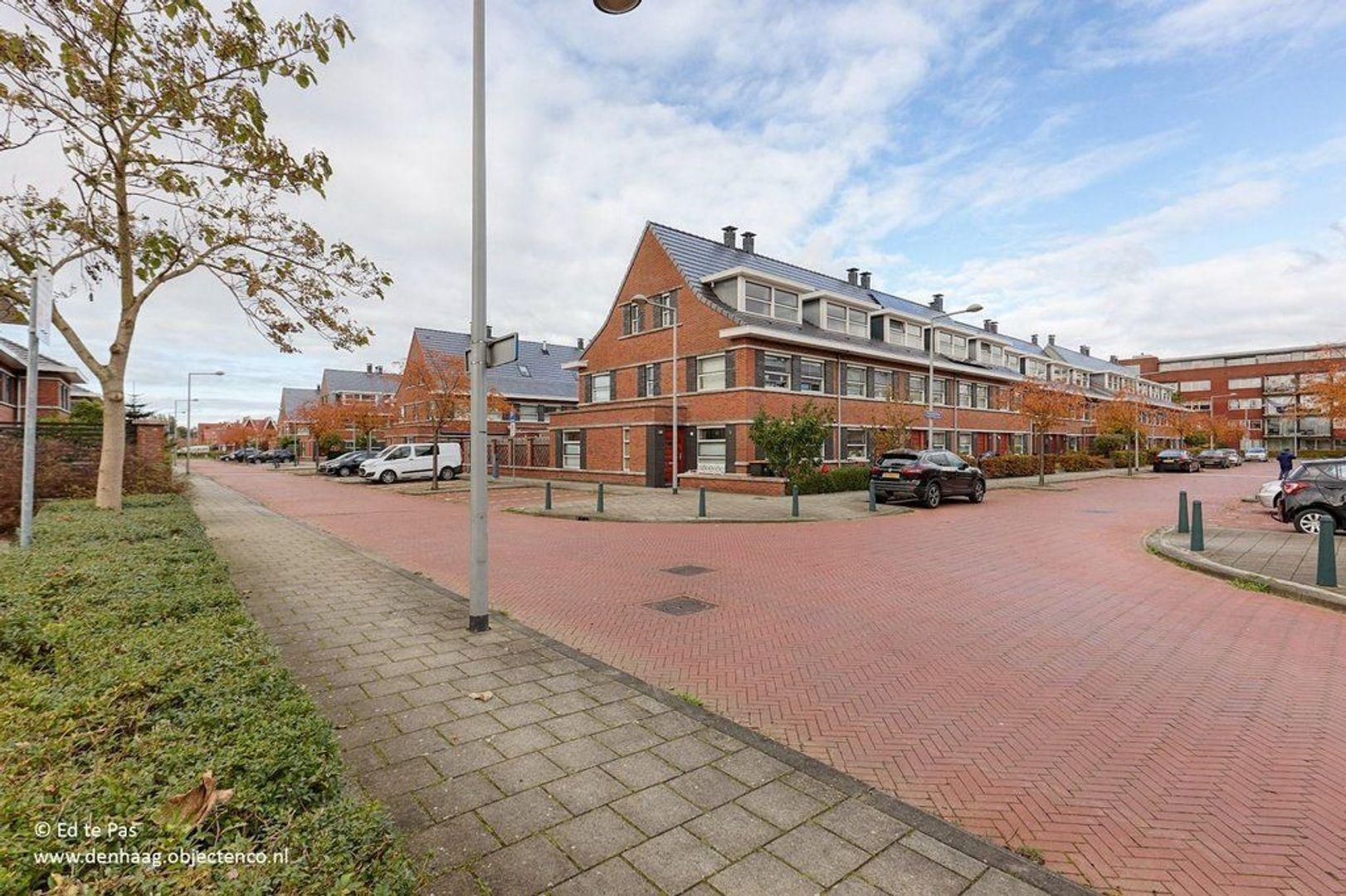 Meijepolderstraat, Den Haag foto-25 blur