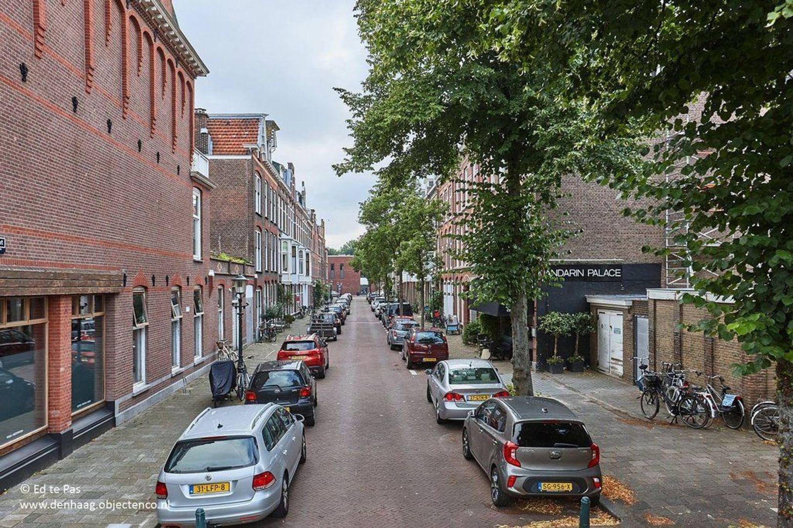 Nicolaistraat, Den Haag foto-31 blur