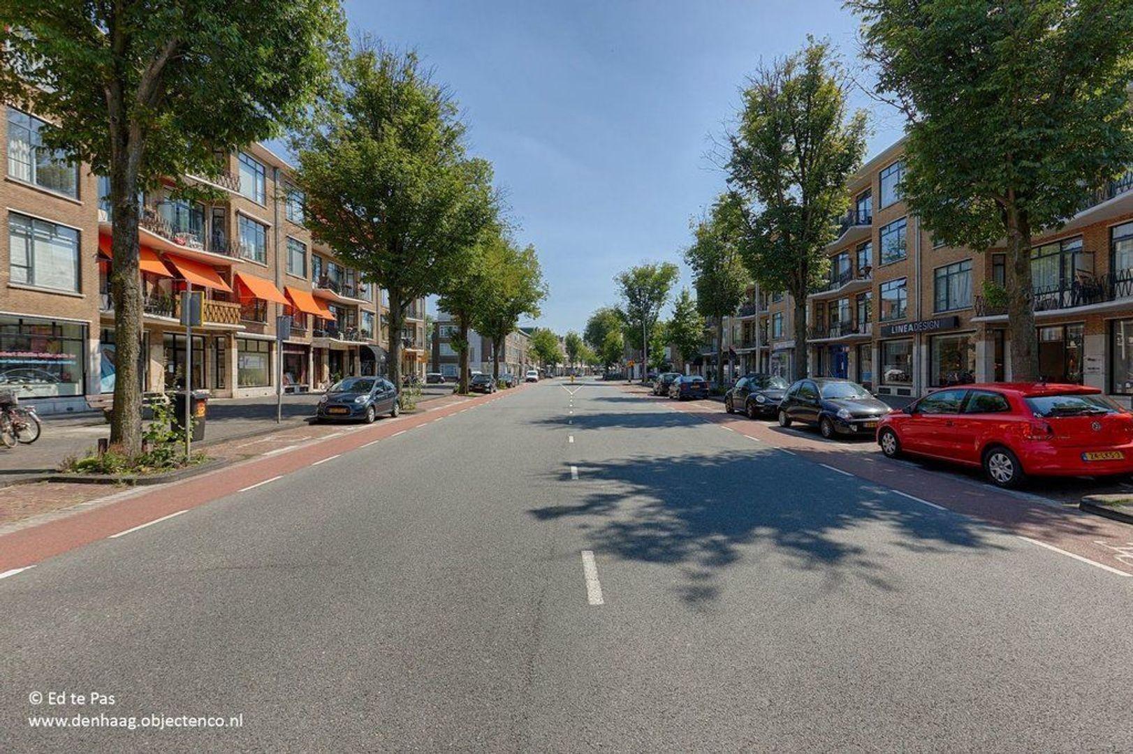 Nicolaistraat, Den Haag foto-32 blur