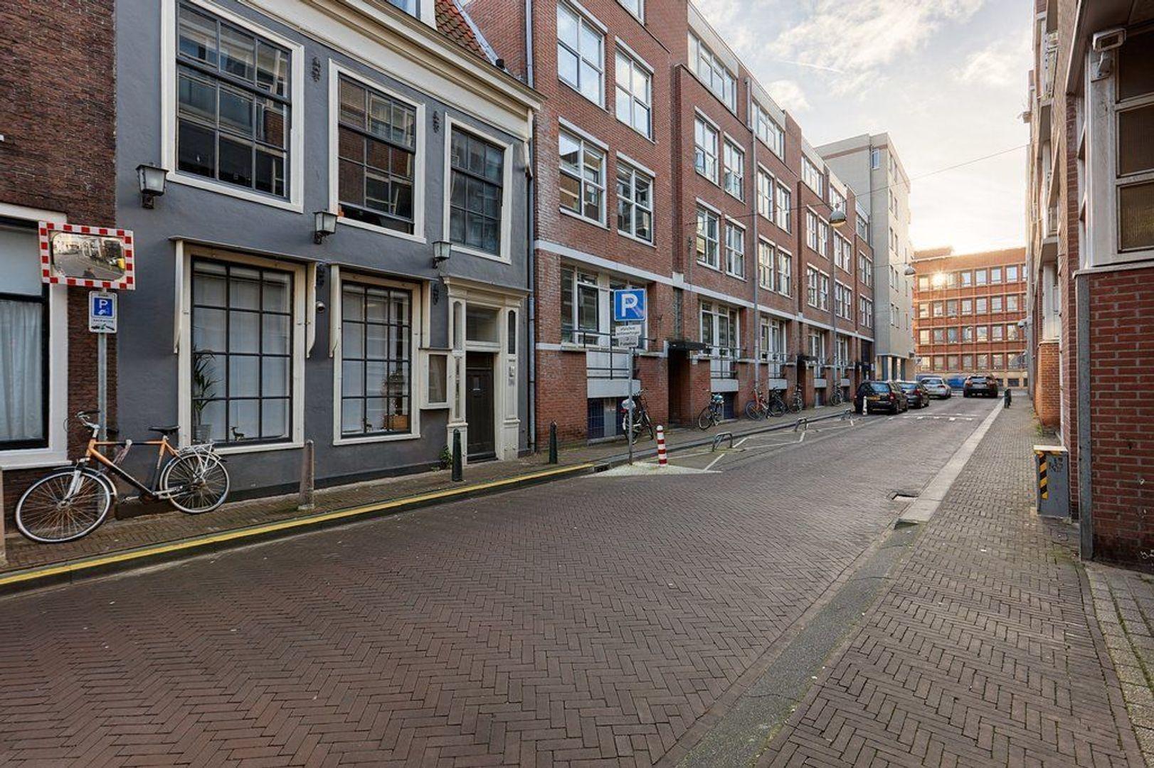 Pieterstraat, Den Haag foto-18 blur