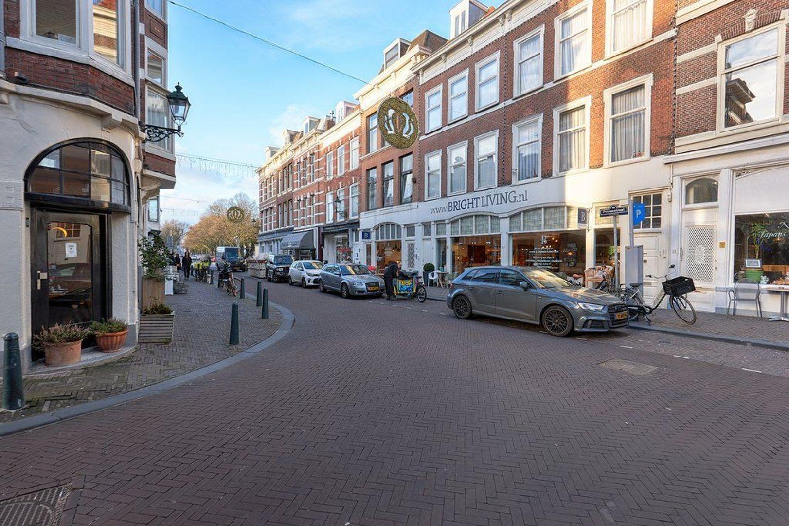 Pieterstraat, Den Haag foto-19 blur