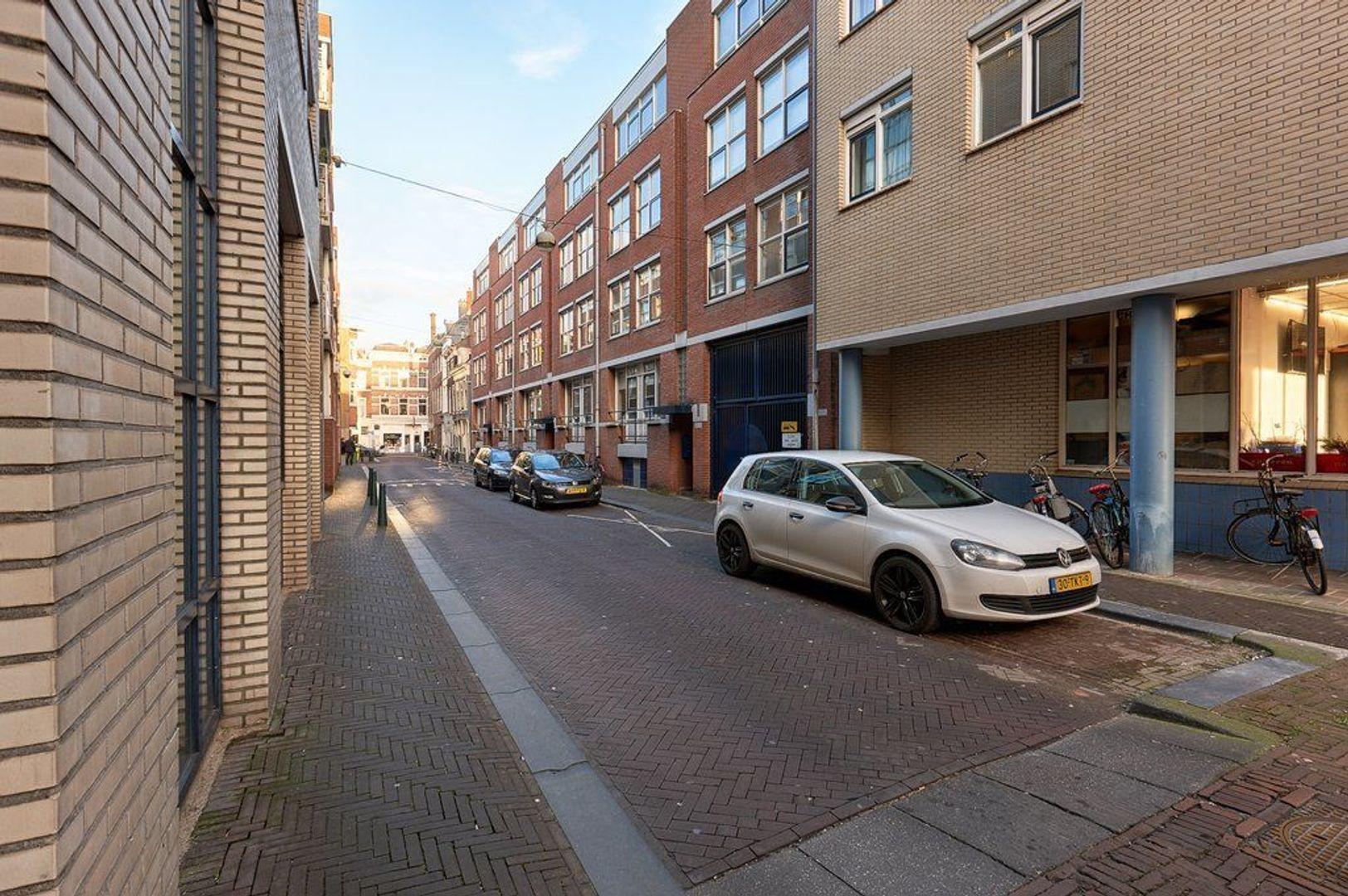 Pieterstraat, Den Haag foto-20 blur