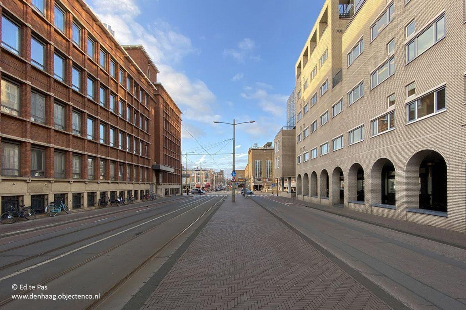 Pieterstraat, Den Haag foto-21 blur