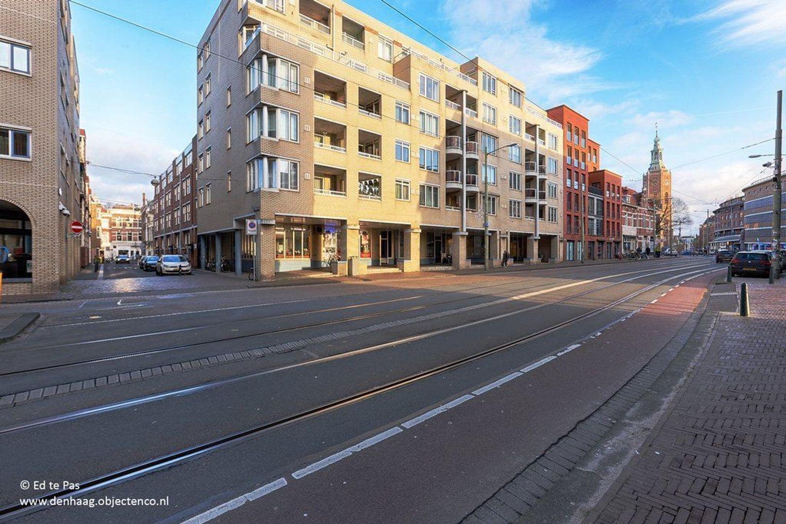 Pieterstraat, Den Haag foto-22 blur