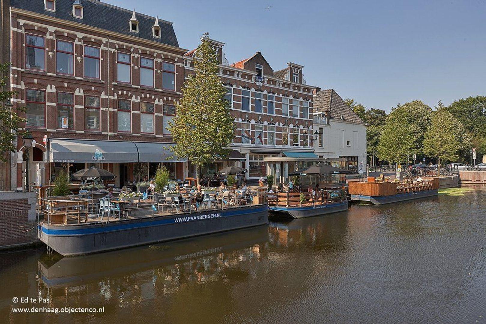 Pieterstraat, Den Haag foto-24 blur