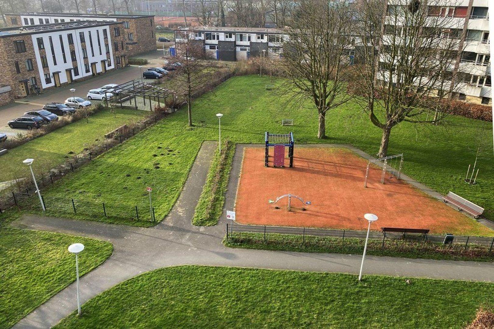 Roggekamp, Den Haag foto-19 blur