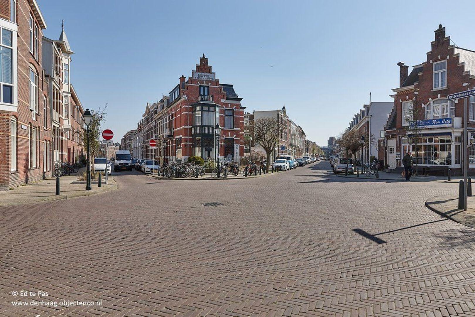 Rotterdamsestraat, Den Haag foto-30 blur