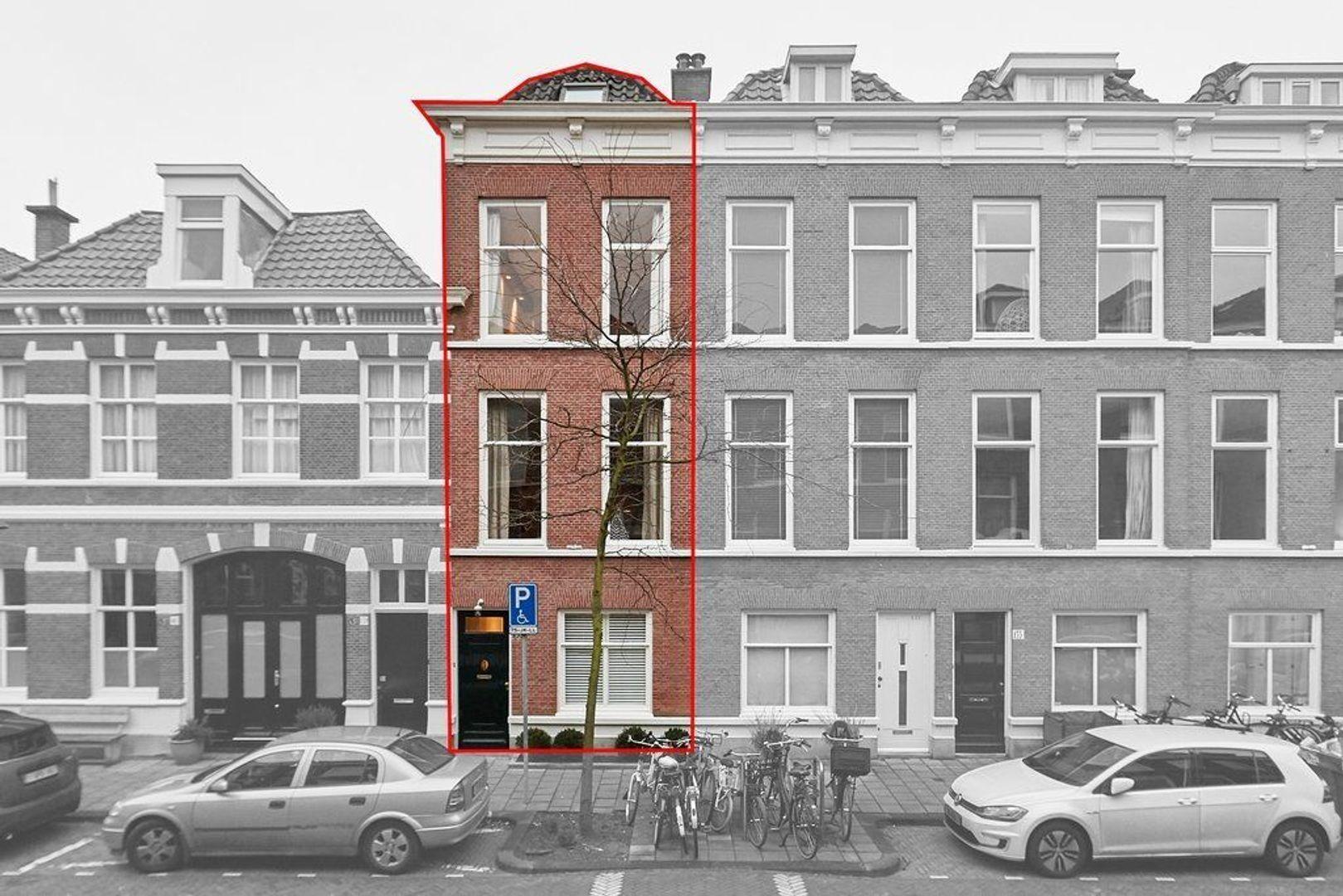 Malakkastraat, Den Haag foto-2 blur