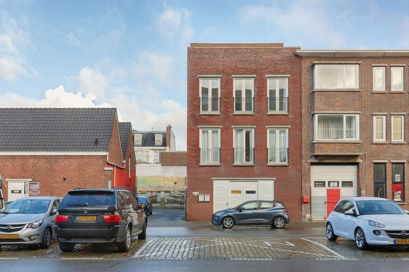 Treilerweg, Den Haag foto-25 blur