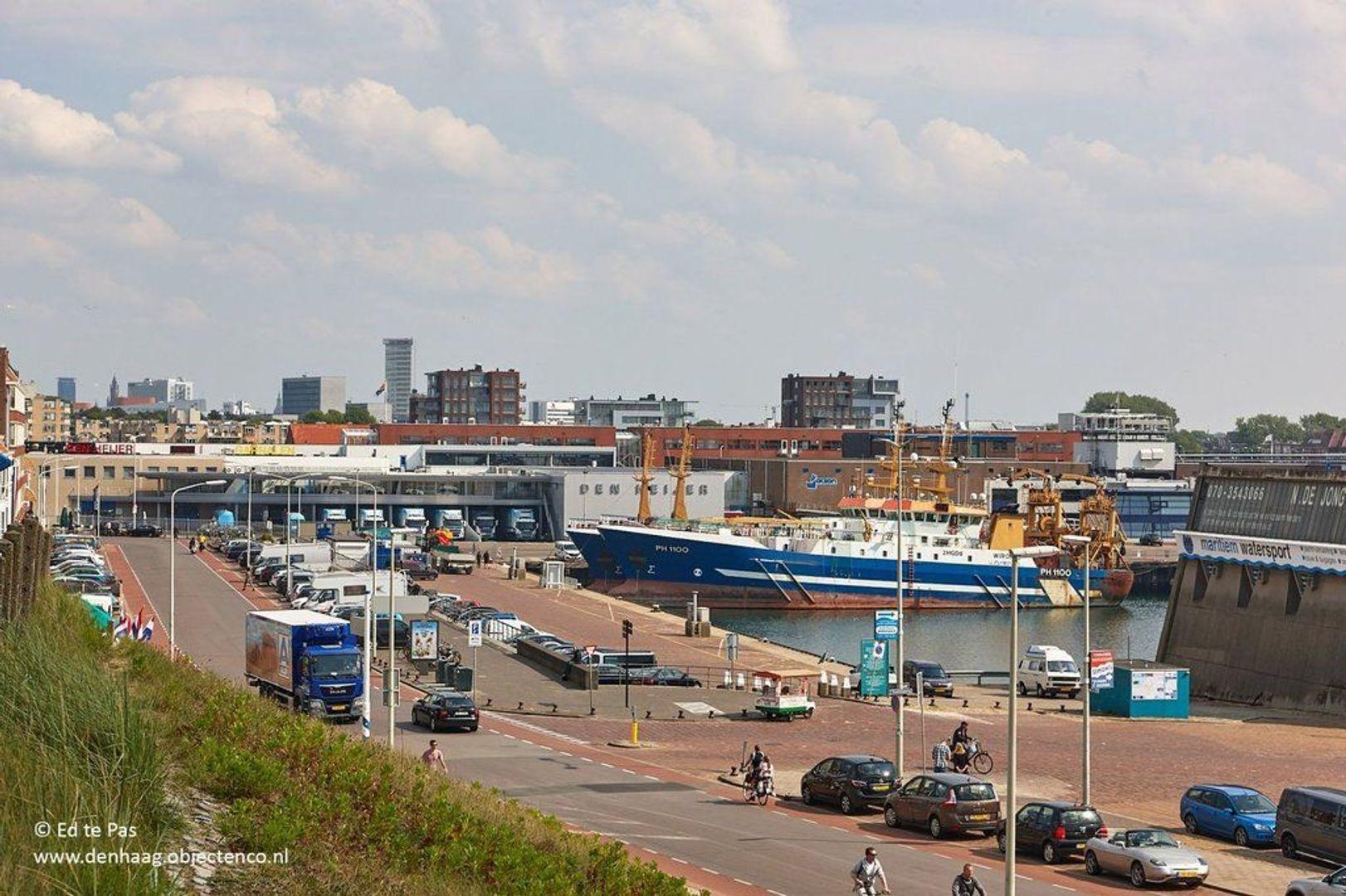 Treilerweg, Den Haag foto-29 blur