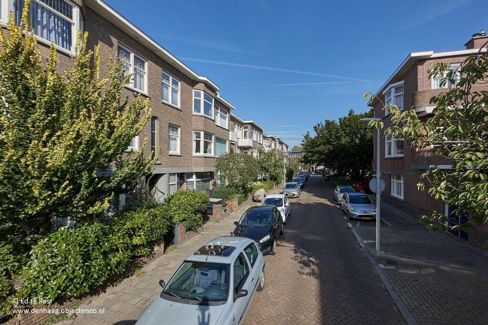 Van Lansbergestraat, Den Haag foto-18 blur