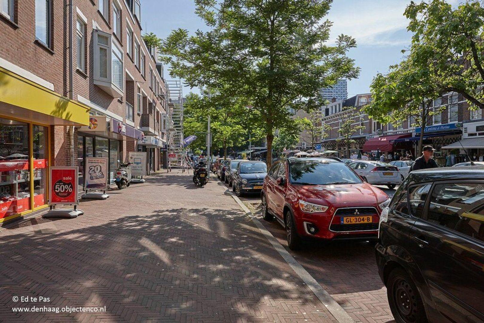 Van Lansbergestraat, Den Haag foto-20 blur