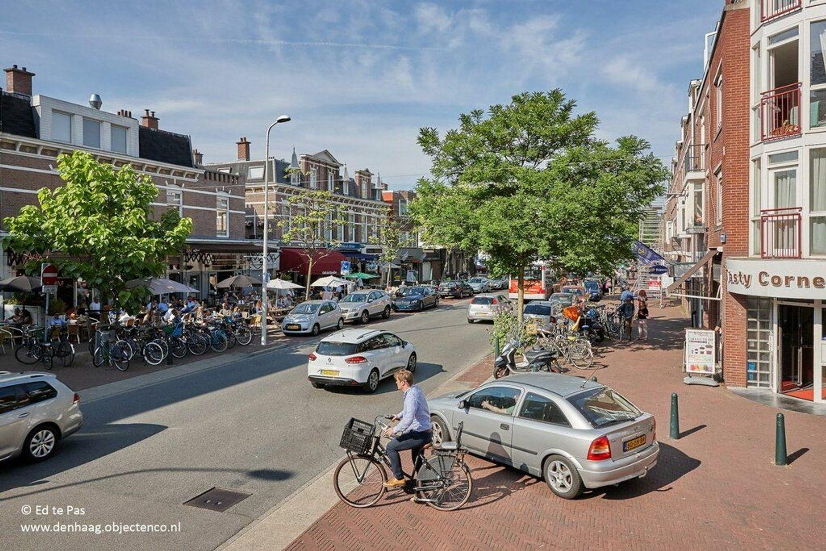 Van Lansbergestraat, Den Haag foto-21 blur