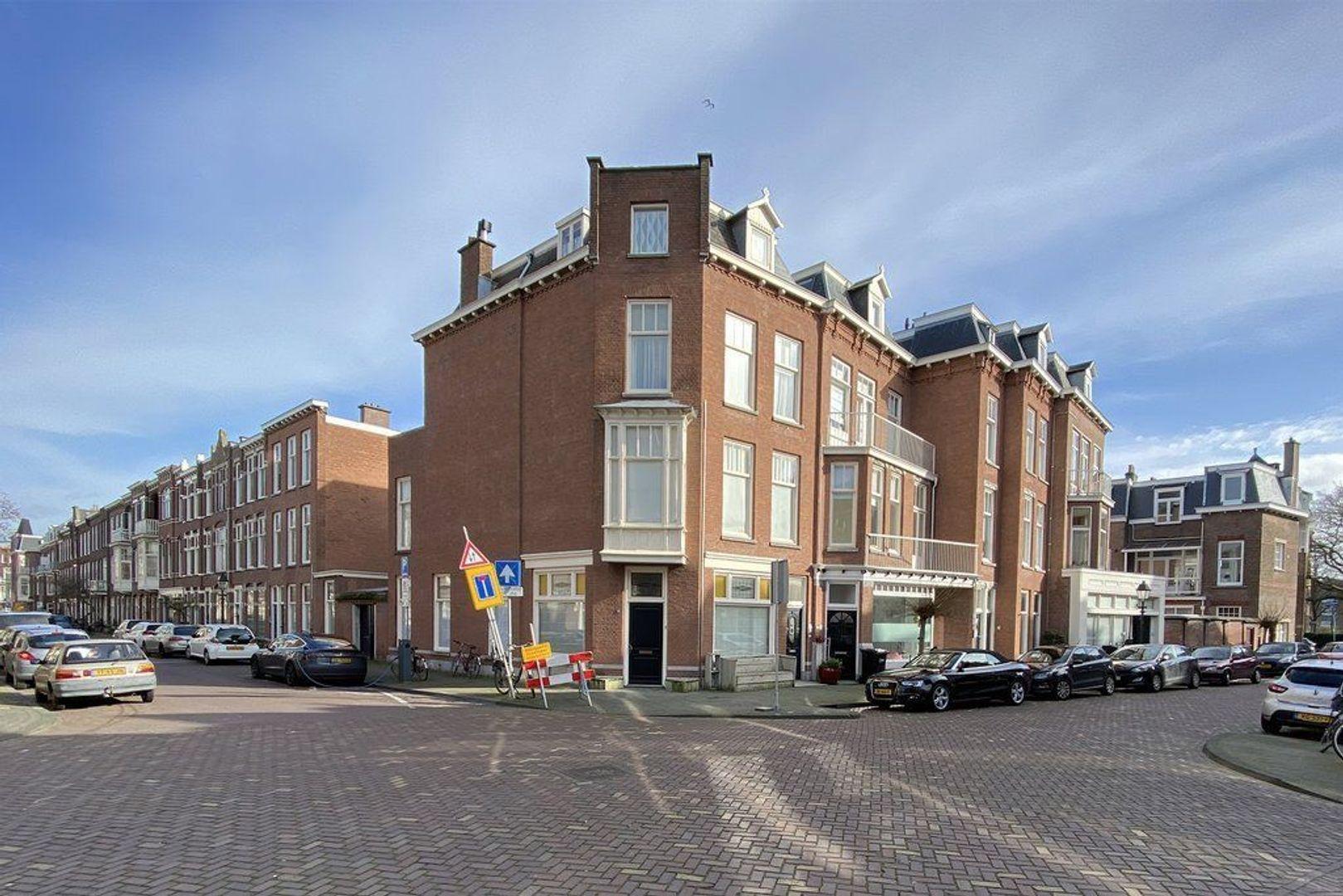 Jacob Gillesstraat, Den Haag foto-19 blur