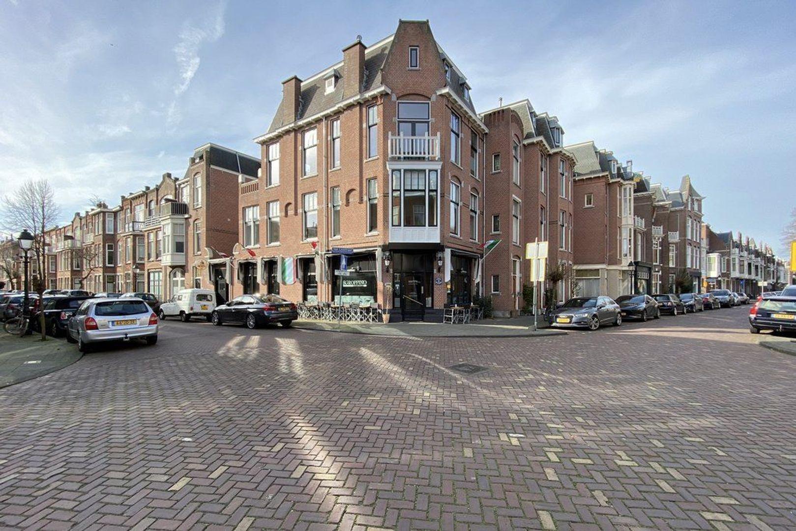 Jacob Gillesstraat, Den Haag foto-20 blur