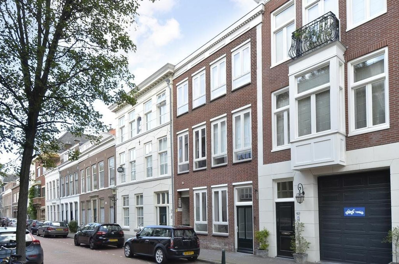 Willemstraat, Den Haag foto-17 blur