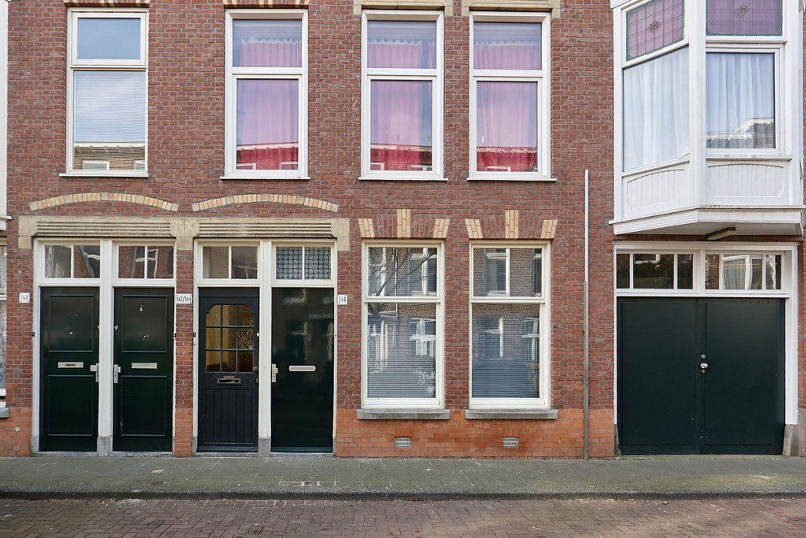 Hendrik van Deventerstraat, Den Haag foto-1 blur