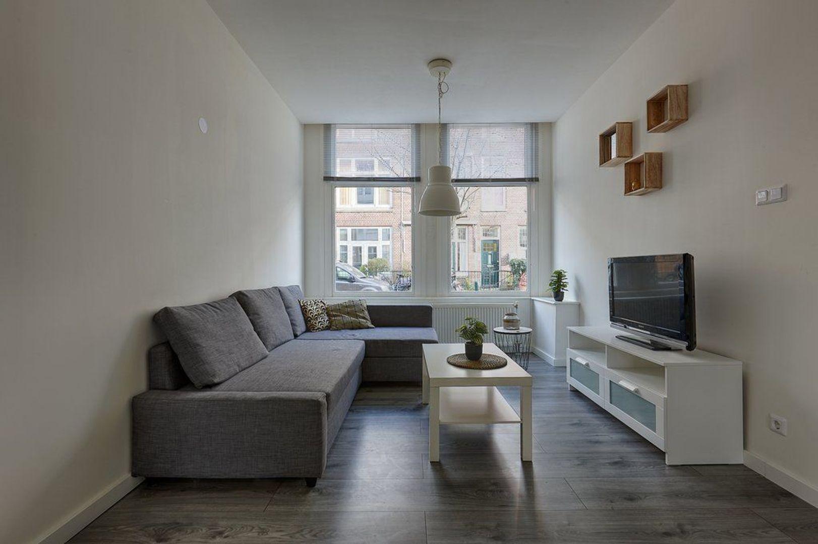Hendrik van Deventerstraat, Den Haag foto-3 blur