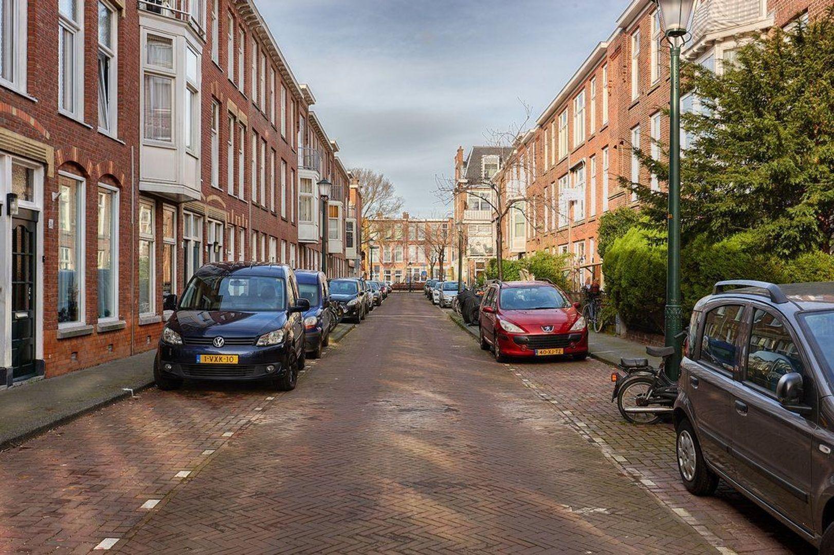 Hendrik van Deventerstraat, Den Haag foto-16 blur