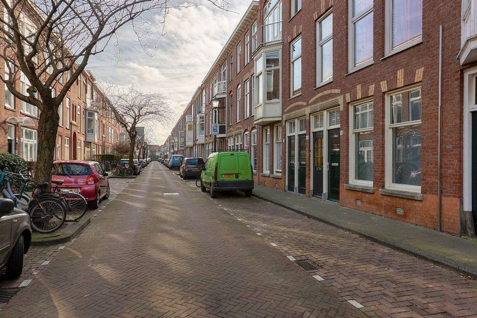 Hendrik van Deventerstraat, Den Haag foto-17 blur