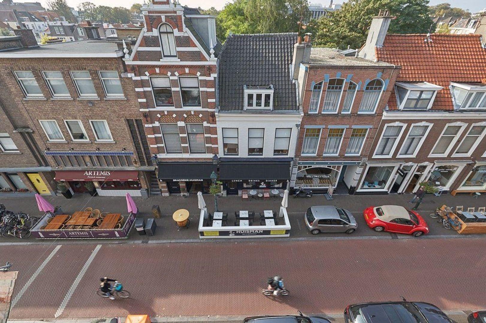 Frederikstraat, Den Haag foto-9 blur