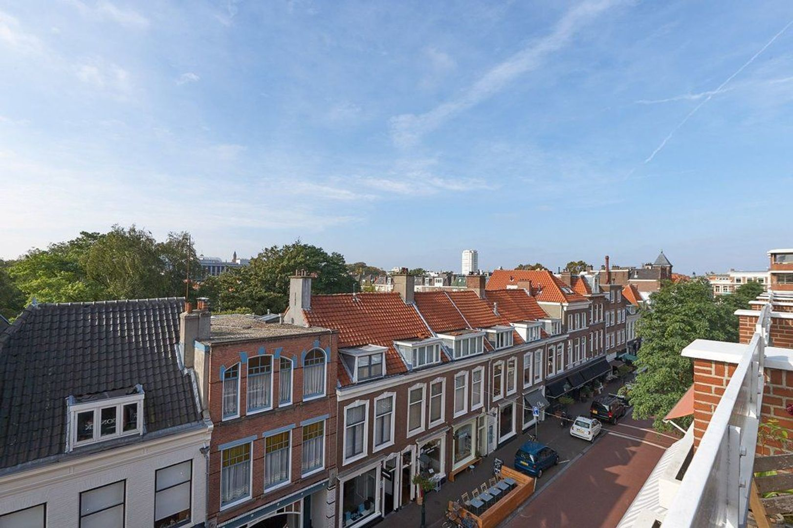 Frederikstraat, Den Haag foto-10 blur