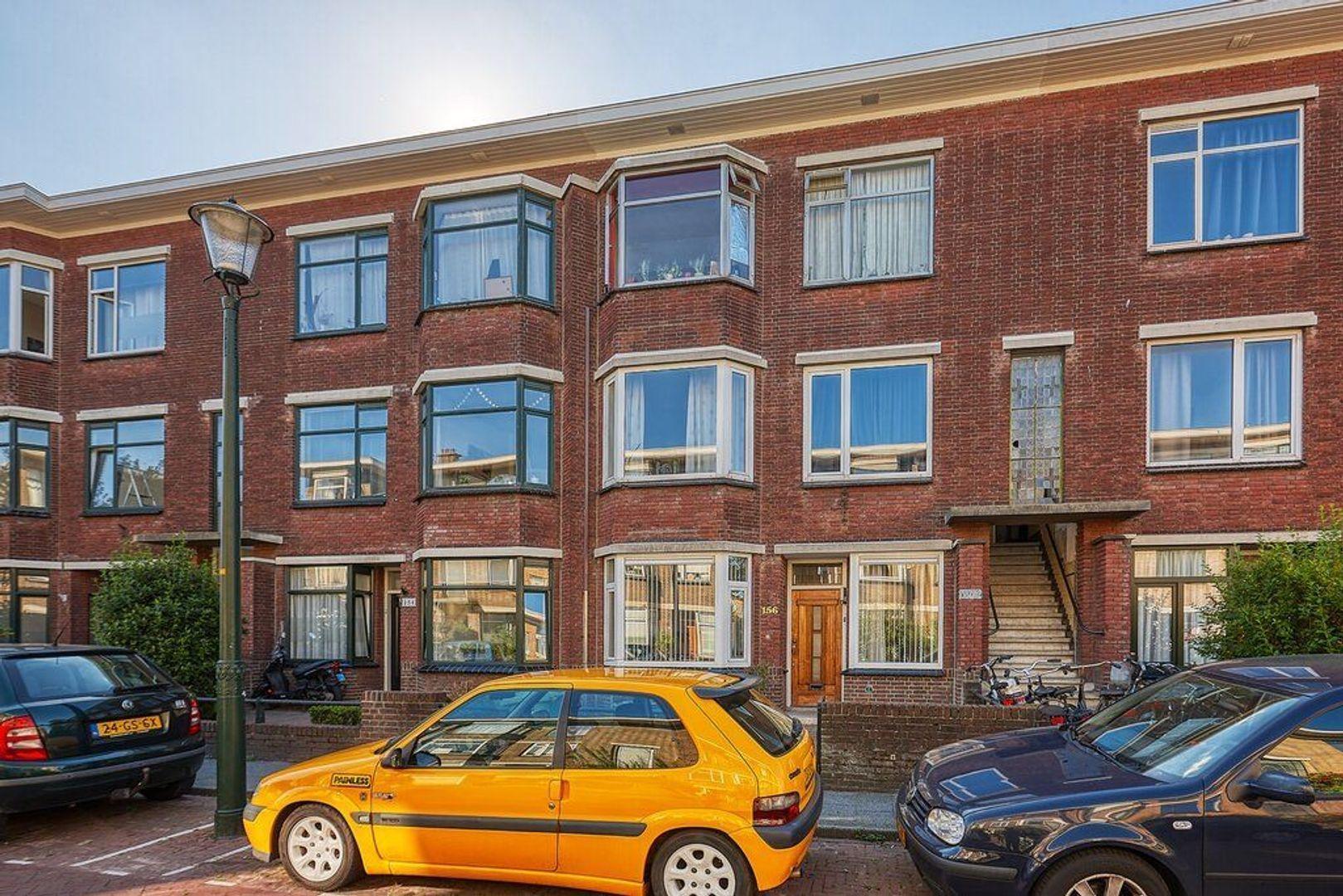 Okkernootstraat, Den Haag foto-4 blur