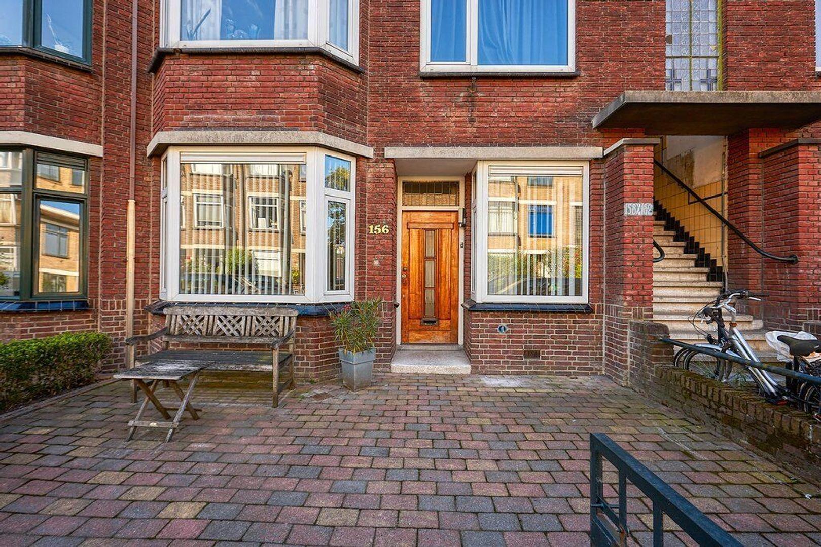 Okkernootstraat, Den Haag foto-5 blur