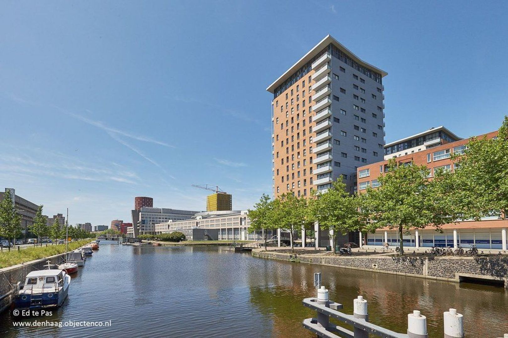 Fijnjekade, Den Haag foto-0 blur